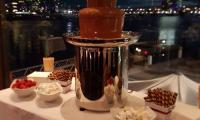 Our Melbourne city provides a great background for our chocolate fountain giving the guests a spectacular view while they enjoy the chocolate.