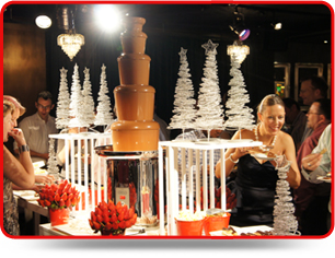Chocolate Fountains Hire - Melbourne