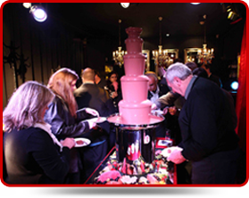 Chocolate Fondue Fountains for Hire - Melbourne
